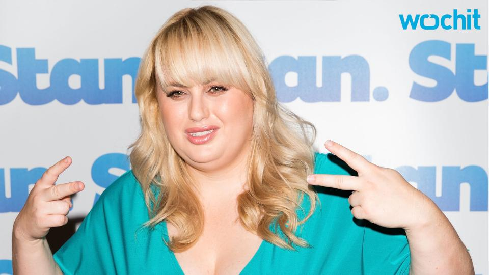 "Rebel Wilson Sees Her Body as an Asset in Hollywood: ""Bigger Girls Do Better in Comedy"""