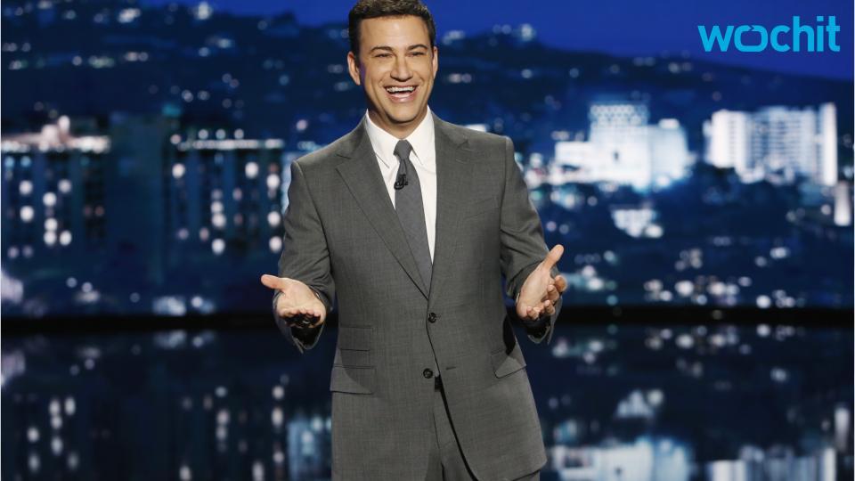 Jimmy Kimmel Unleashes Expletive-Filled Vaccine PSA
