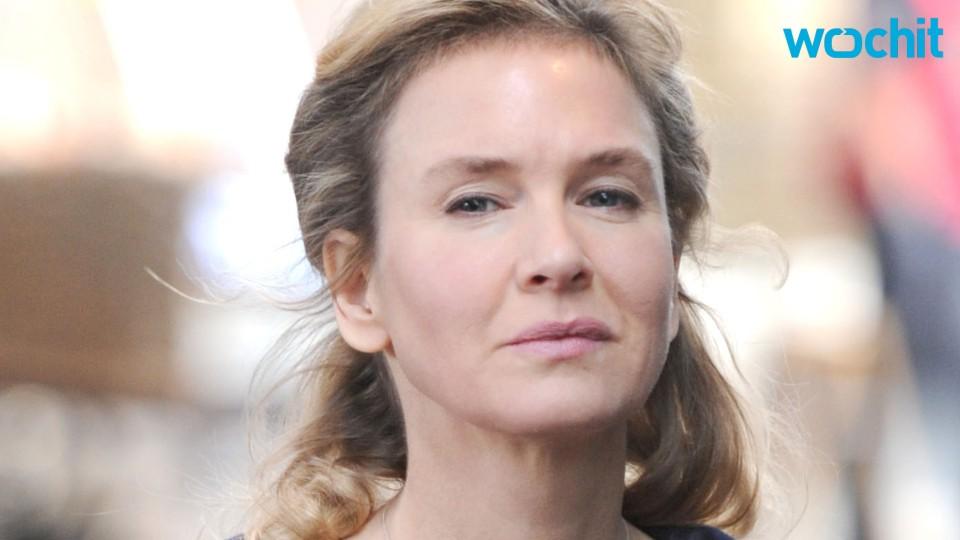 Renee Zellweger Denies... Renee Zellweger